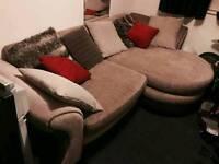 Sofa practally new