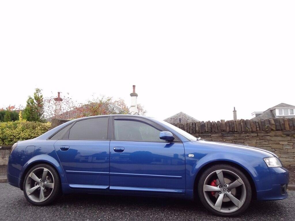 12 Month Warranty Audi A4 Tdi Sport 130bhp Gmbh S Line