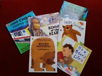 CHILDRENS BOOK SELECTION B (ALL VGC) LIKE NEW. 6 BOOKS