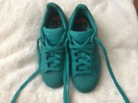 Limited edition Pharrell Williams Superstar Trainers Size 3 1/2