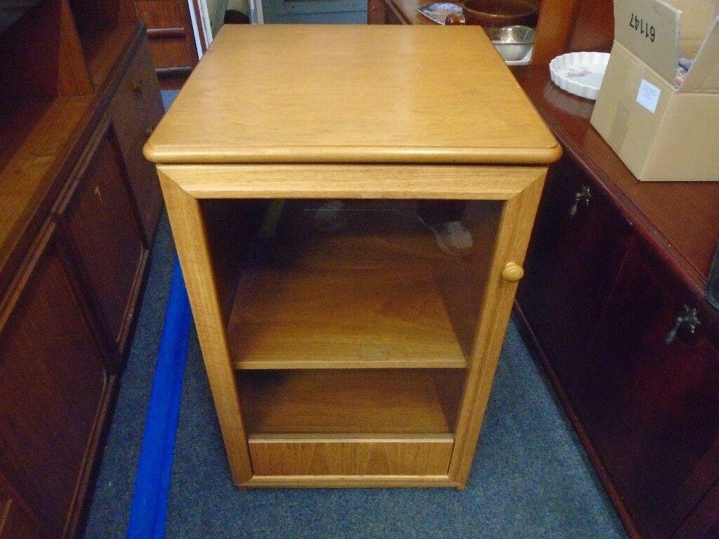 Light Wood Retro Hi Fi Cabinet Makers Name William Lawrence In  # Hifi Furniture Wood High Quality