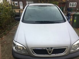 For sale zafira 1.8 good condition Engein excelent 7 seats