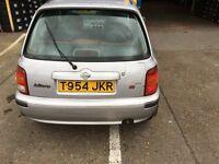 Nissan Micra (1999) 1.3 5 Door, Nice Cheap Economical Car Yaris Small