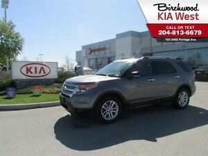 2012 Ford Explorer XLT *BLUETOOTH/ 4WD/ DUAL-ZONE CLIMATE CONTRO