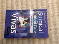 Surgical Critical Care, Surgical Physiology and General Pathology Vivas