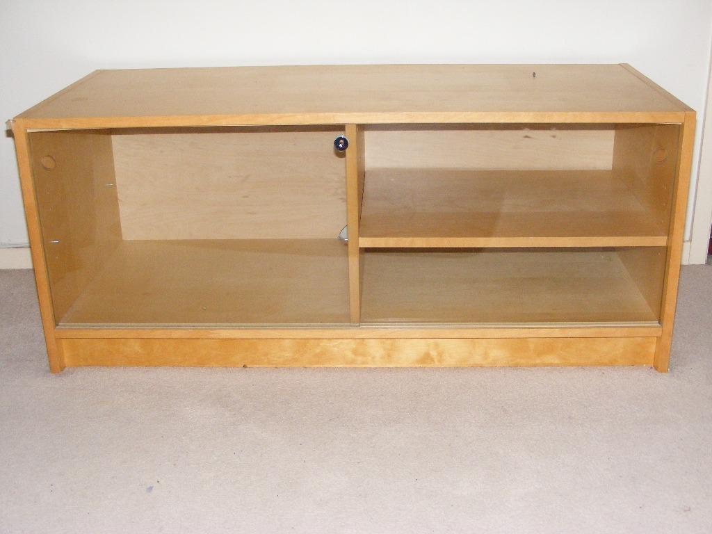 ikea tv table unit in bournemouth dorset gumtree. Black Bedroom Furniture Sets. Home Design Ideas