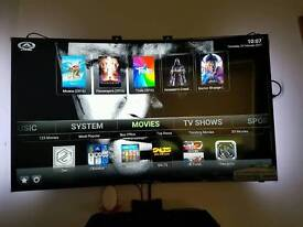 ANDROID BOXES FULLY SETUP READY TO USE 5.1 QAUDCORE 4K S905X £40