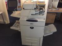 Xerox Docucolor 242 colour printer + Fiery