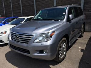 2010 Lexus LX 570 ** Ultra DVD ** Clean car proof **