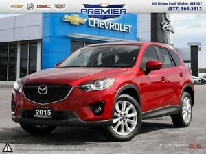 2015 Mazda CX-5 GX AWD at