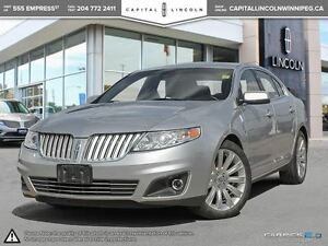2012 Lincoln MKS 4DR SDN 3.5L AWD **New Arrival**