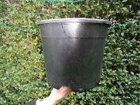 Plastic Gardening Pots