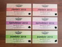 2 Goodwood Revival Weekend Tickets