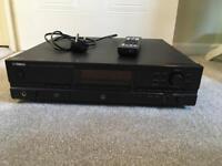 Yamaha CD recorder with hard drive separate