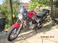 For sale 1998 Honda CB500 twin