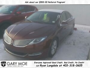 2015 Lincoln MKZ **LOADED/ LOW KMS**