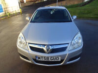 VAUXHALL VECTRA 1.9 EXCLUSIV CDTI 8V 5d 120 BHP ++FULL YEAR MOT ++ TIMING CELT CHANGED++