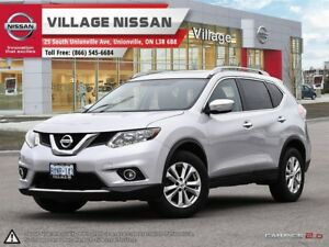 2015 Nissan Rogue SV Clean, Low Mileage!