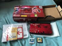 Nintendo 3DS XL Pokemon Red YX