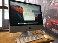 "iMac 24"" 2009 2.93GHz C2D 4GB RAM 640GB HDD fully Working Condition!"