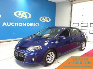 2014 Toyota Corolla S AUTO! ONLY 52000KM! FINANCE NOW!
