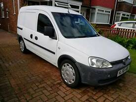 Vauxhall combo 1.3cdti twin sliding door requires work for mot see description