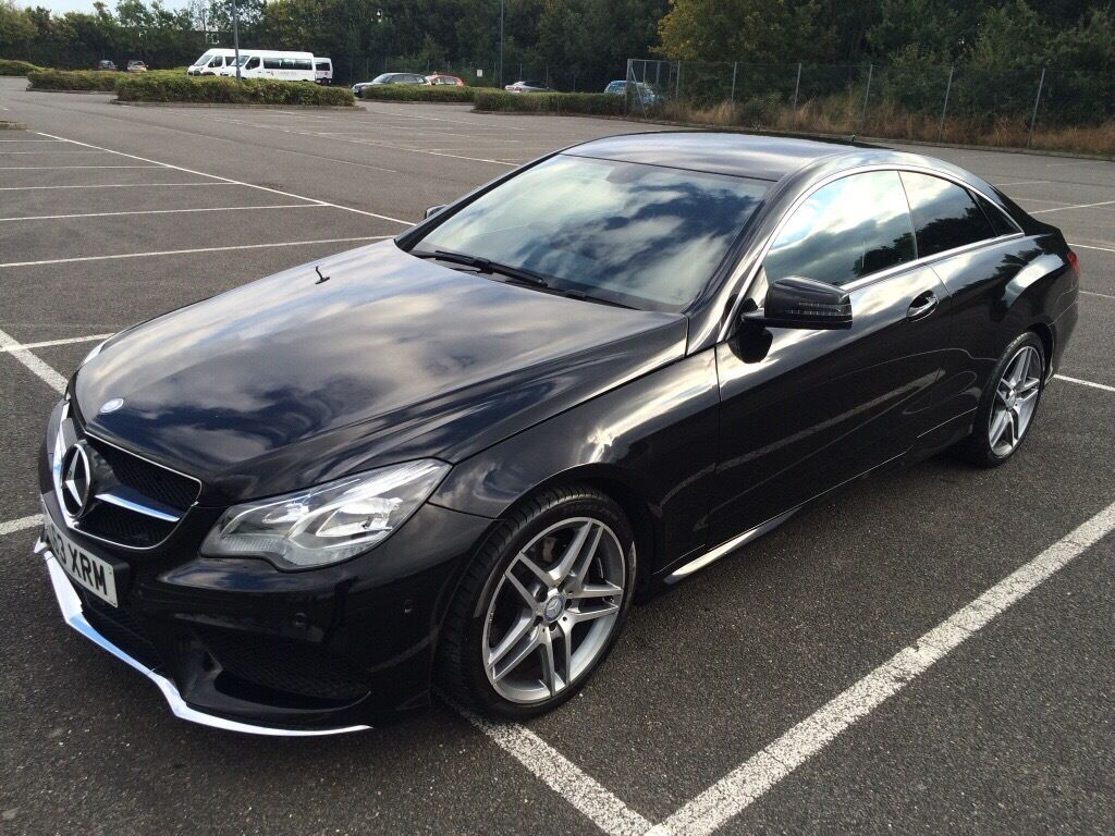 22500 2013 Mercedes E250 Coupe Amg In Ardleigh Essex Gumtree