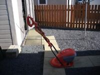 Flymo Lawnmower and Flymo Strimmer