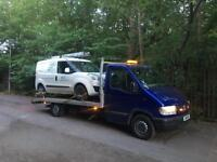 24/7 vehicle recovery