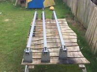 Ford Transit Mk7 Roof Bars