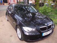 BMW 3 Series 2.0 318i SE 4dr FINANCE AVIALBLE + 6M WARRANTY 2006 (56 reg), Saloon