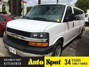 2014 Chevrolet Express 3500 12 PASSENGER/PRICED FOR A QUICK SALE