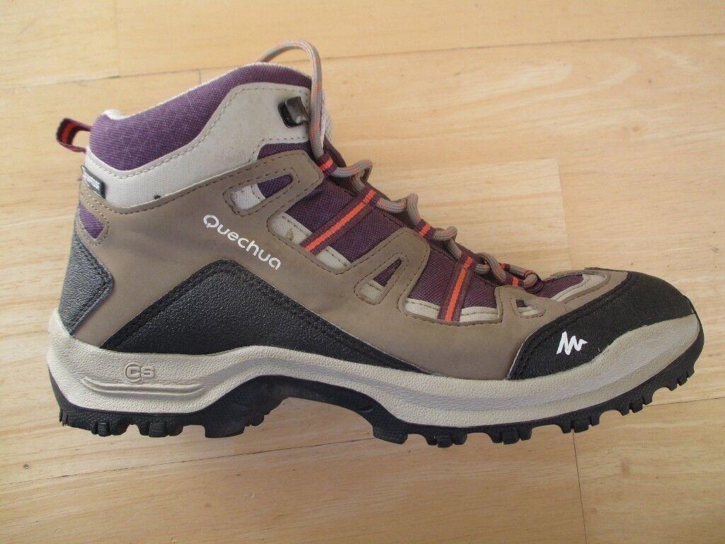 568be8182f0 Women's walking boots, Decathlon Quechua, size 41 / 7 | in Cambridge,  Cambridgeshire | Gumtree