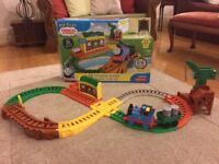 Thomas and Friends All Around Sodor Interactive Train Set