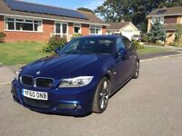 BMW 318D 2.0 Sport. Full History new clutch and dual mass flywheel four new tyres.