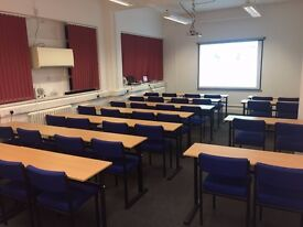VENUE FOR HIRE/CLASSROOM/OFFICE SPACE/MEETING ROOM - £10 PER HOUR