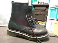 UK 4 Dr. Martens 1460 Black Leather Boots