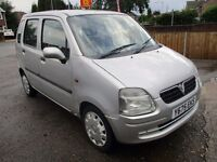 2001 Y VAUXHALL AGILA 1.0 12V 5DR CHEAP FIRST CAR LOW 80K NICE CONDITION PX SWAPS