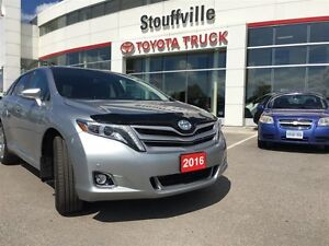 2016 Toyota Venza Limited - Leather, Pano Moonroof, Nav - Wow!