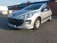 2010 Peugeot 308 1.6 HDI Automatic Diesel Auto 5 door £30 Road tax!