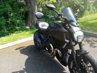 Ducati Diavel Gen 2 Dark edition