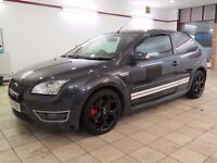 !!12 MONTHS MOT!! 2006 FORD FOCUS ST 2.5 / RS STYLE SPOILER / PERFORMANCE EXHAUST / SERVICE HISTORY