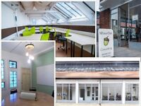 MinorOak Coworking: Shared office in NG1