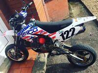 Stomp Z125 Road Legal Pitbike
