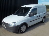 vauxhall combo 1.3 diesel moted 1 year
