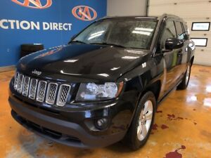2014 Jeep Compass Sport/North 4X4! FINANCE NOW!