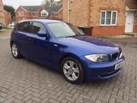 2011 BMW 1 SERIES SPECIAL 2.0 DIESEL EDITION MOT 12 MONTH , SERVICE HISTORY, CROUIS, LOW MILEAGE