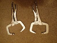 Clamps (adjustable)
