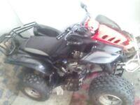 track moto 110cc quad bike