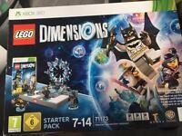 Lego Dimension X-Box 360